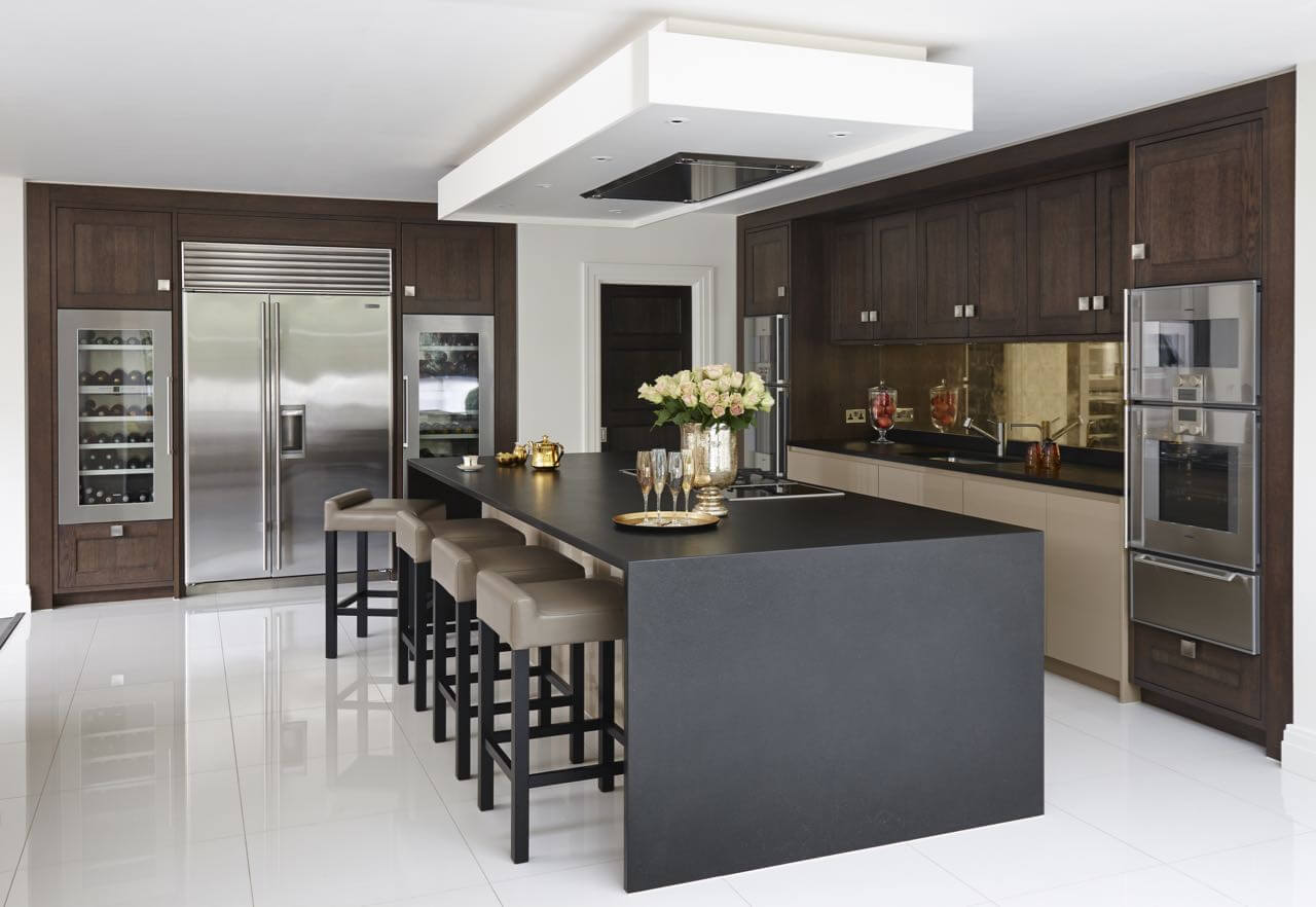 bespoke parapan kitchen by mowlem