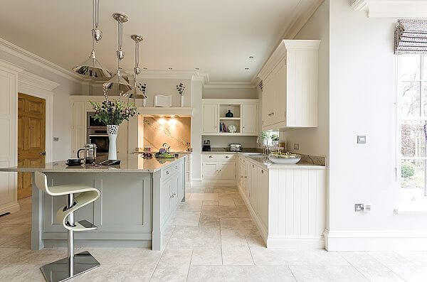 Luxurious Open Plan Kitchen By Tom Howley The Kitchen