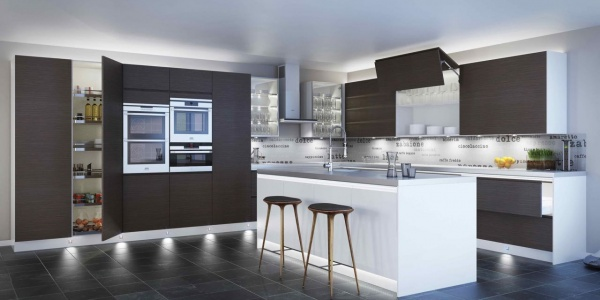 Let us start with the kitchen, where a great solution is to introduce task lighting
